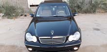 Gasoline Fuel/Power   Mercedes Benz C 230 2004