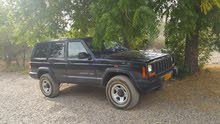 Jeep Cherokee 2000 For sale - Black color