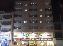 مبنى تجارى علي شارع طرابلس للاستثمار من 7طوابق