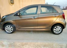 Automatic Brown Kia 2013 for sale