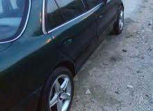 Manual Green Hyundai 1997 for sale