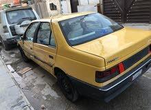 Peugeot 504 in Baghdad