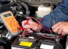 مطلوب كهربائي سيارات (معلم)
