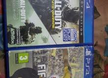 اشرطه للبيع ps4  FIFA 17