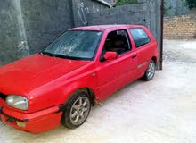 Manual Red Volkswagen 1997 for sale