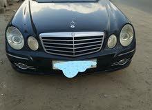 For sale 2007 Black E 280