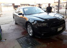 Dodge Charger in Baghdad