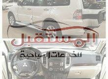 Mitsubishi Pajero for rent in Giza