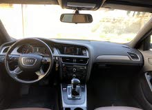 Audi A4 car for sale 2014 in Misrata city