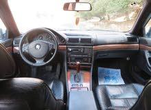 For sale BMW 730 car in Amman