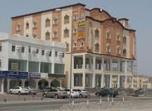بناية سكني تجاري 6 طابق