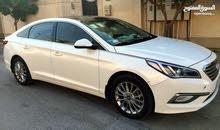 Renting Hyundai cars, Sonata 2014 for rent in Farwaniya city