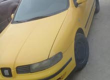 Automatic Yellow SEAT 2005 for sale