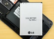 بتارية اصلية LG G3
