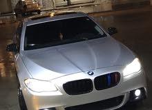 Gasoline Fuel/Power   BMW 535 2013