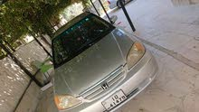 For sale 2003 Silver Civic