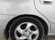 Automatic Grey Hyundai 2005 for sale