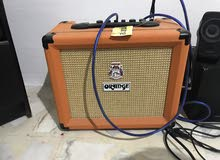 amplifier for electric guitar