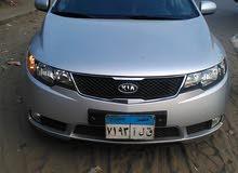 Rent a 2009 car - Cairo