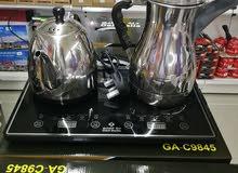 دلة القهوة والشاي الكهربائية
