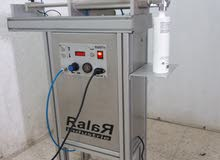 semi-automatic filling machine, remplisseuse semi-automatique, آلة تعبئة نصف أوت