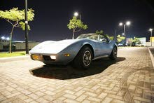 كورفيت كلاسك 77 بحاله ممتازه classic corvette for sell