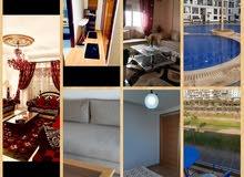 شقة للايجار في وسط مدينة اكادير