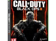 call of duty black 3 for Xbox one for sale!