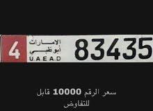 ارقام ابوظبي