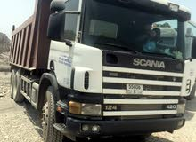 Scania truck Sixeheel in very clean and very good condition for sale