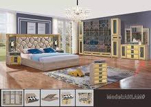 عروض غرف نوم مع خدمة التركيييب مجاني للمدن.