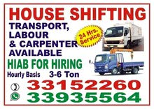 HOUSE moving and paking shifting