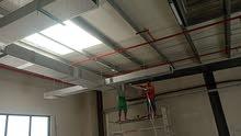 توريد وتركيب جميع أنواع المكيفات Air conditioner supply and installation
