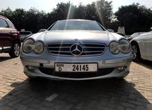 GCC Mercedes SL500