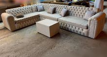 A brand new 7 seater sofa set ready for delvery
