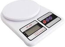 ميزان لقياس كميات الطعام بسعة 5 كيلواا غرام