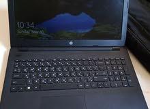لابتوب HP  كور اى 3  يشبه الجديد استخدام ايام فقط
