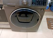washing machine new latest model Samsung brand 10/7 washer dryer