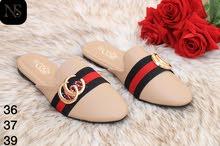 احذية الصيف الأنيقة والمميزة لدينا المقاسات من 36 حتى 41