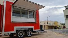 فوود تراك جديد للبيع    For sale brand new food truck