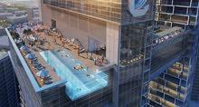 تملك استوديو في أحدث المعالم المعمارية في دبي بدفعة أولى 10% فقط وبعائد مضمون