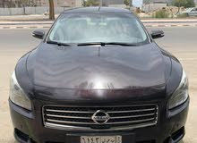 Nissan Maxima car for sale 2011 in Jeddah city