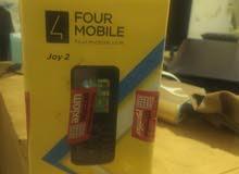 موبايلات فور موبايل جديدة B103 Joy2 بضمان اكسيوم كاميرا vga و زاكرة 32 ميجا و كش