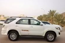 Toyota Fortuner car for sale 2013 in Barka city