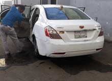 Geely emgrand 7 model 2012
