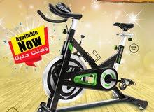 ...spin bike
