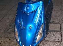 Used Kawasaki motorbike up for sale in Baghdad