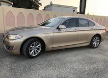 2012 BMW 520i 82,000 kms