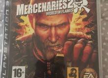 Mercenaries 2 for ps3