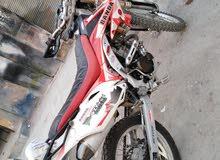 دراجه كروس باندا مرخصه 10 شهور للبيع أو البدل على دراجه